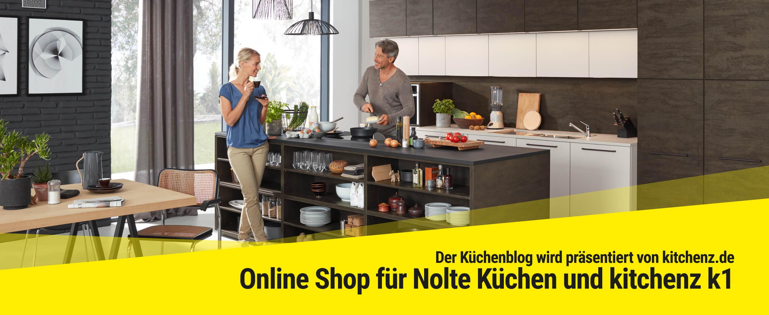 Online Shop für Nolte Küchen und kitchenz k1