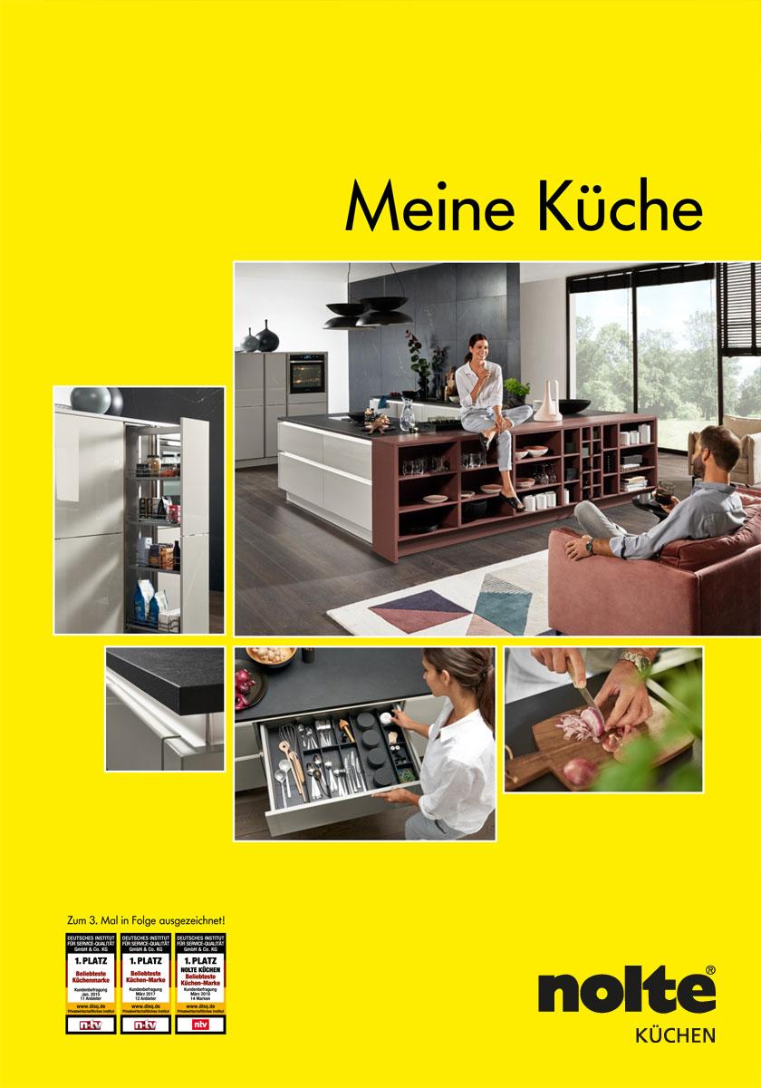 Nolte Küchen Katalog Meine Küche