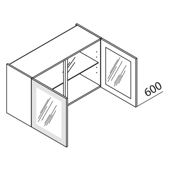 Nolte Küchen Hängeschrank mit Glastüren HVDF90-60
