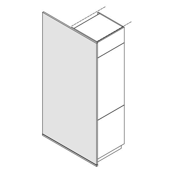 Nolte Küchen Hochschrank Wange Bodentief W5-S225-120