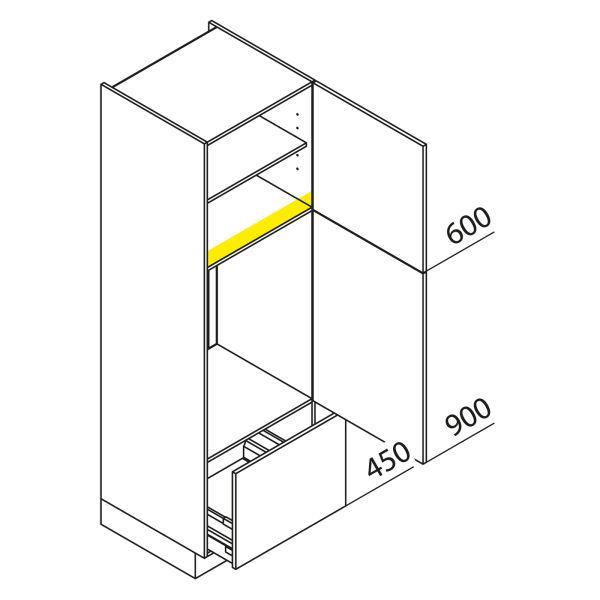Nolte Küchen Hochschrank Geräteschrank GKA195-88