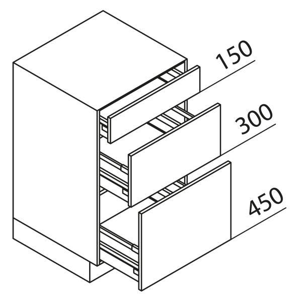Nolte Küchen Unterschrank UAK60-90-60