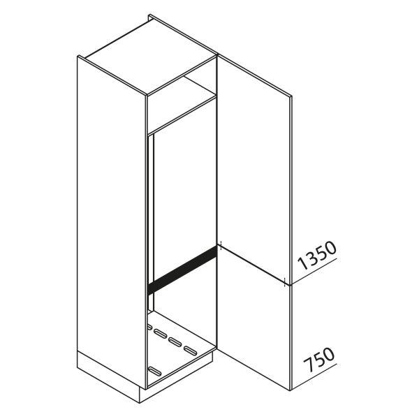 Nolte Küchen Hochschrank Geräteschrank GKU210-178