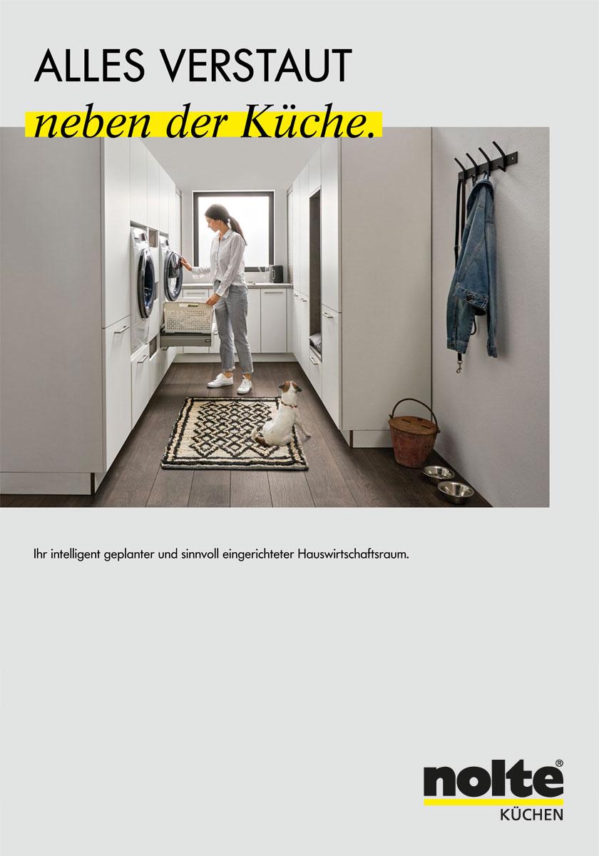 Nolte Küchen Katalog Hauswirtschaftsraum
