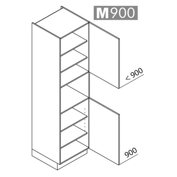 Nolte Küchen Hochschrank Geräteschrank GB225-4