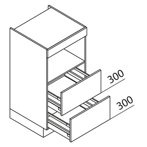 Nolte Küchen Hochschrank Geräteschrank GBAK105-1