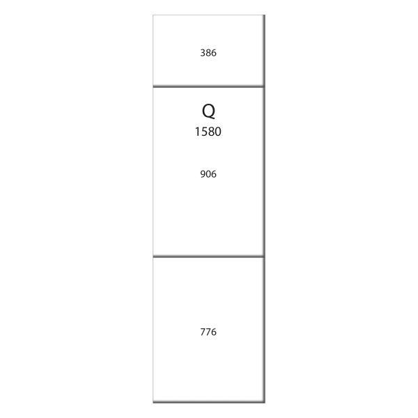 kitchenz k1 Geräteschrank DGI16-158