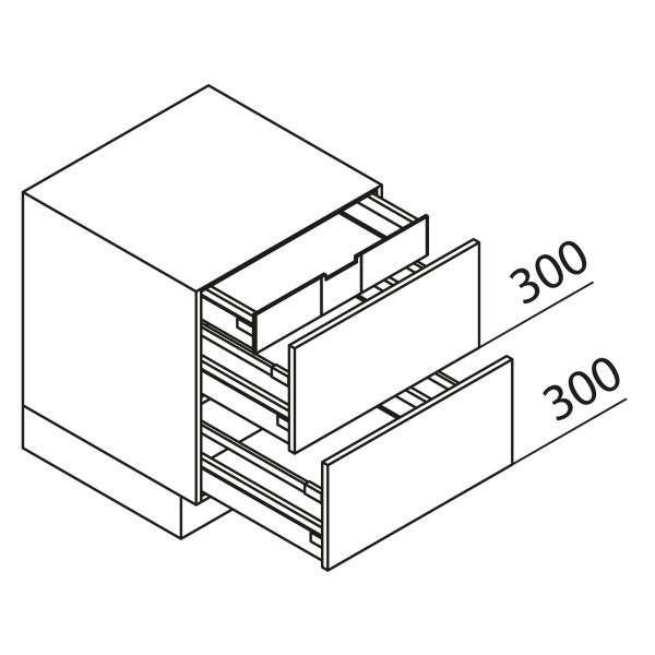 Nolte Küchen Unterschrank UAZI100-60-60