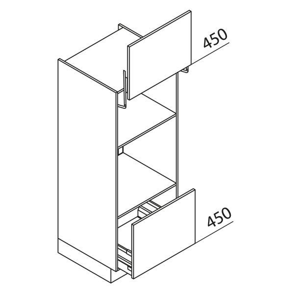 Nolte Küchen Hochschrank Geräteschrank GBLA150-3