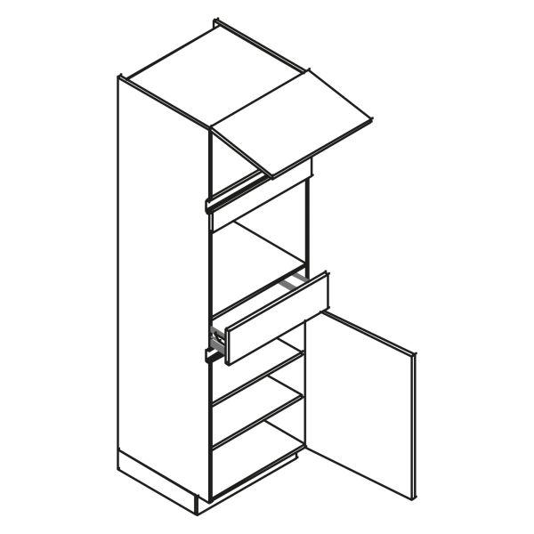 kitchenz k1 Geräteschrank AGO15-MS