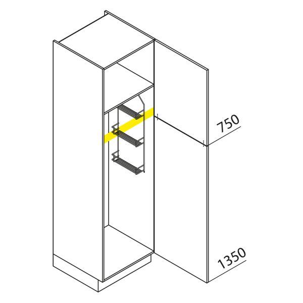 Nolte Küchen Hochschrank Besenschrank VB50-210-H
