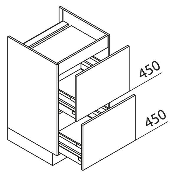 Nolte Küchen Unterschrank Kochstellenschrank KUZ90-90-60