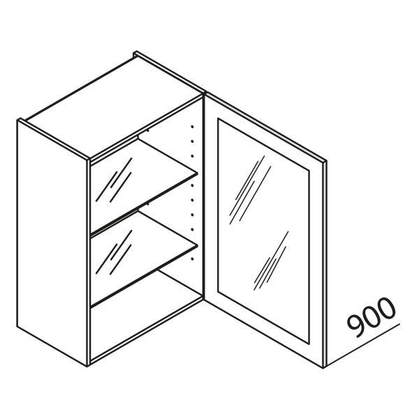 Nolte Küchen Hängeschrank mit Glastür DS HVDS50-90