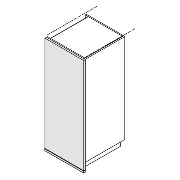 Nolte Küchen Hochschrank Wange Bodentief W5-S135-60