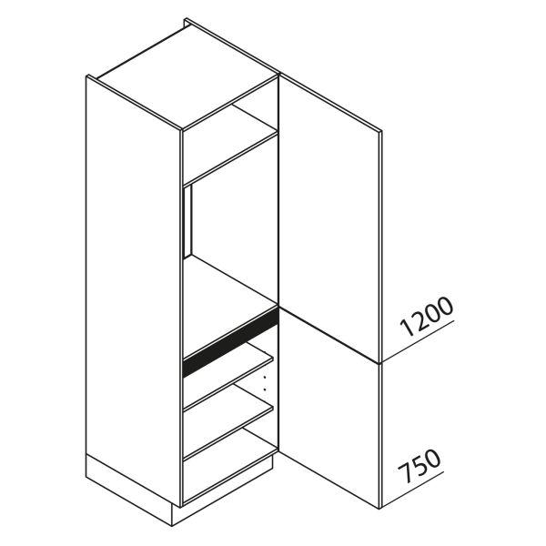 Nolte Küchen Hochschrank Geräteschrank GK195-88-09