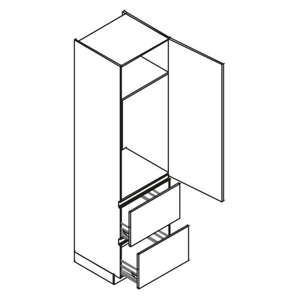 kitchenz k1 Geräteschrank AGI17-103Z2
