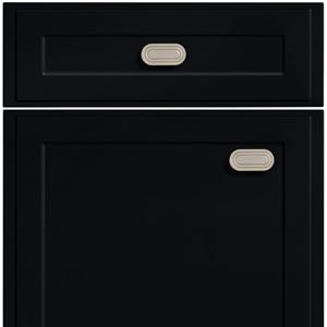 Schwarz softmatt C18