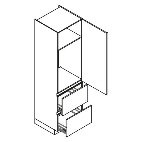 kitchenz k1 Geräteschrank AGI16-088Z2