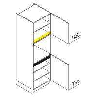 Hochschrank Geräteschrank Nolte Küchen GB195-3