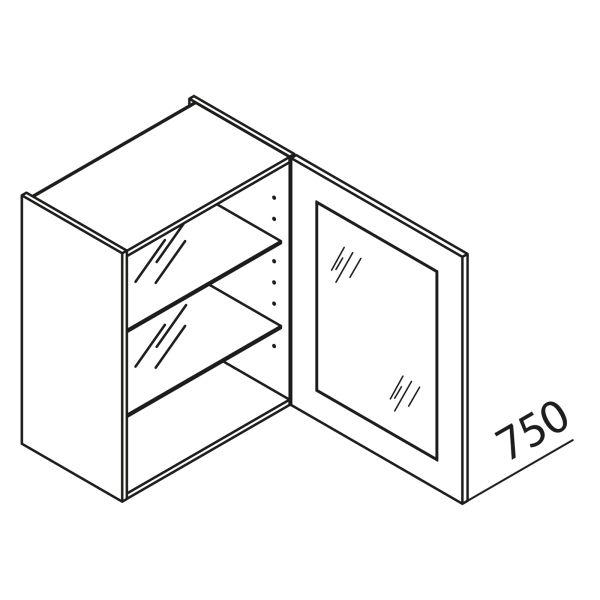Nolte Küchen Hängeschrank mit Glas HV45-75