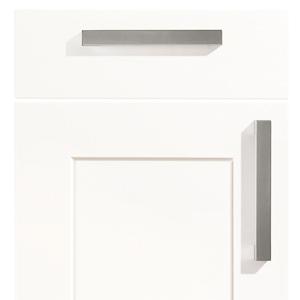 Weiß softmatt A01