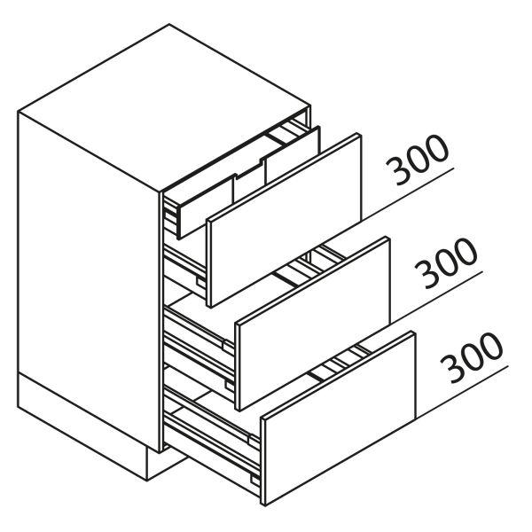 Nolte Küchen Unterschrank UAZI50-90-60