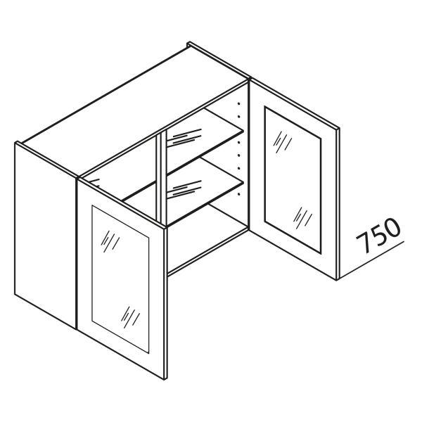 Nolte Küchen Hängeschrank mit Glas HV100-75