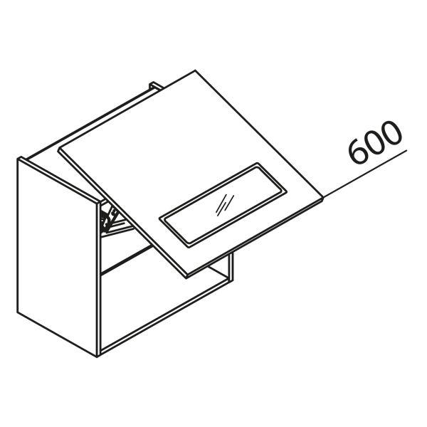 Nolte Küchen Hängeschrank Schwebeklappenschrank mit Glas HLAG100-60