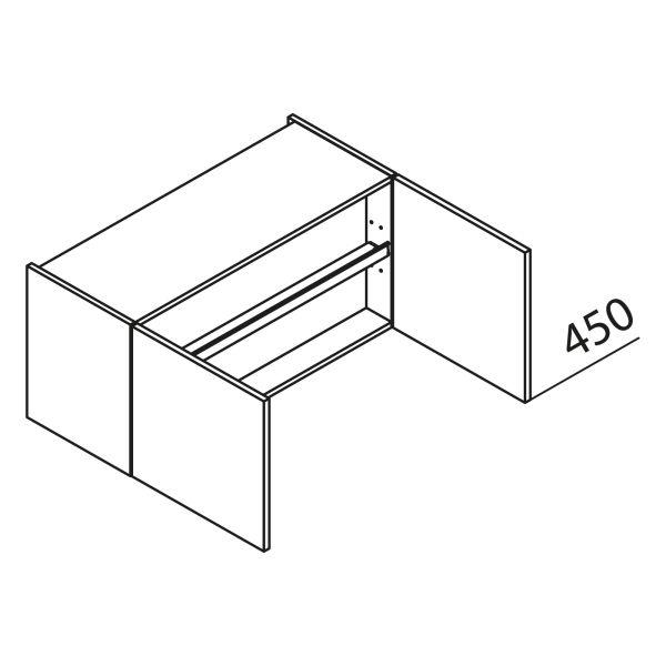 Nolte Küchen Hängeschrank für Dunstabzug HWU90-45