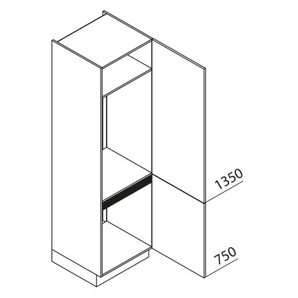 Nolte Küchen Hochschrank Geräteschrank GKK210-7-103-09