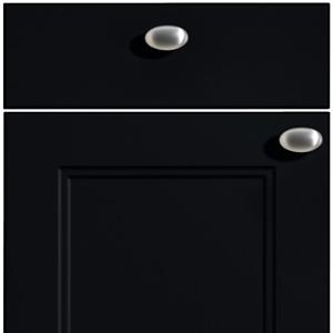 Schwarz softmatt 72Z
