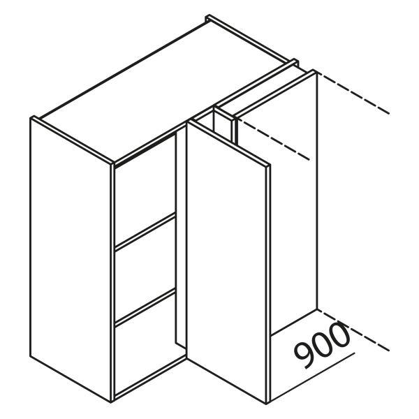 Nolte Küchen Eck Hängeschrank HES80-90-R