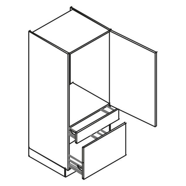 kitchenz k1 Geräteschrank GI11-088SZ
