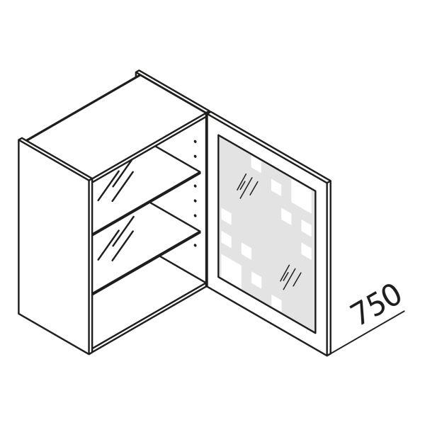 Nolte Küchen Hängeschrank mit Glastür HVDM45-75