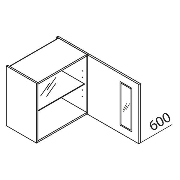 Nolte Küchen Hängeschrank mit Glas HVAG45-60