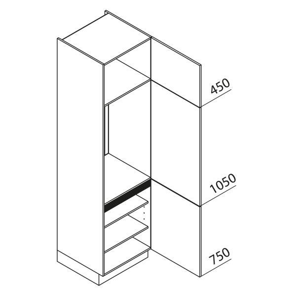 Nolte Küchen Hochschrank Geräteschrank GK225-103