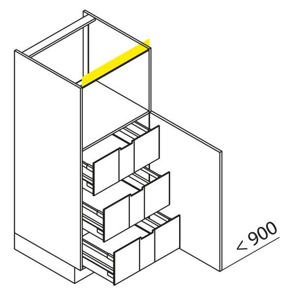 Nolte Küchen Hochschrank Geräteschrank GBI135-4