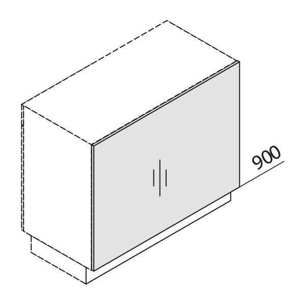 Nolte Küchen Rückwand-Verkleidung RVF-K90