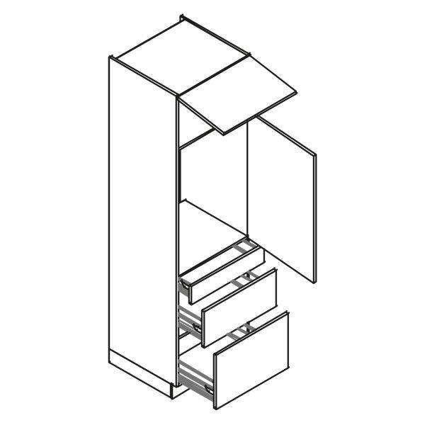 kitchenz k1 Geräteschrank GI16-088SZ2