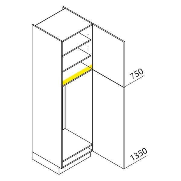 Nolte Küchen Hochschrank Geräteschrank GK210-123-10