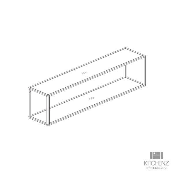 kitchenz k1 Regal Smartcube RSCH3-060