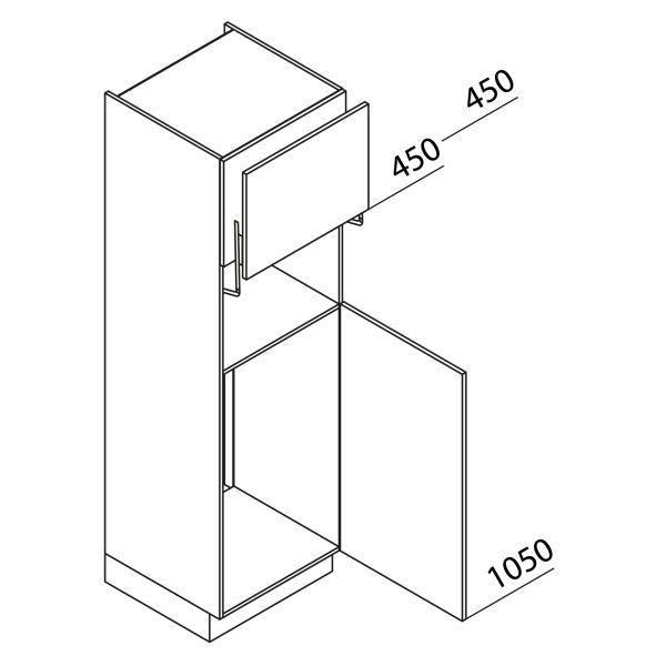 Nolte Küchen Hochschrank Geräteschrank GKL195-103
