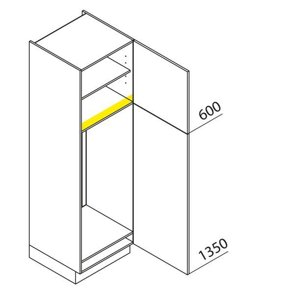 Nolte Küchen Hochschrank Geräteschrank GK195-123