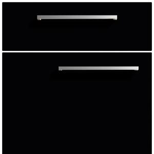 Schwarz softmatt 76Z