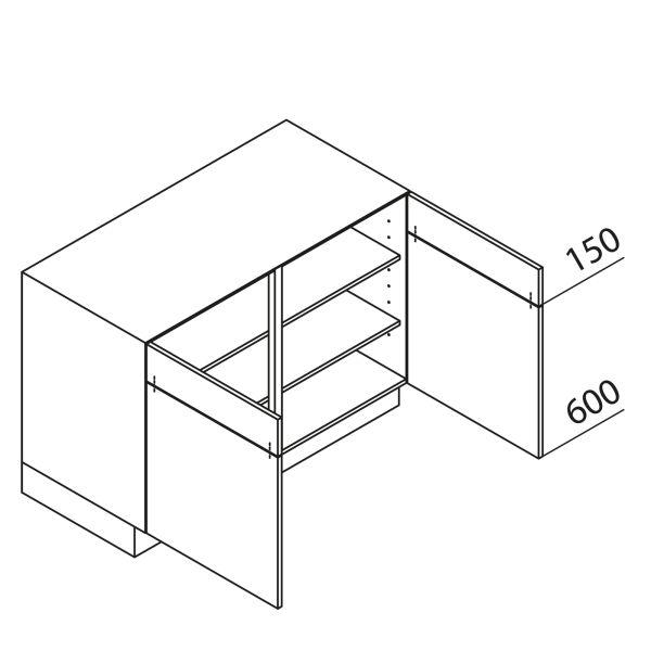 Nolte Küchen Unterschrank UD120