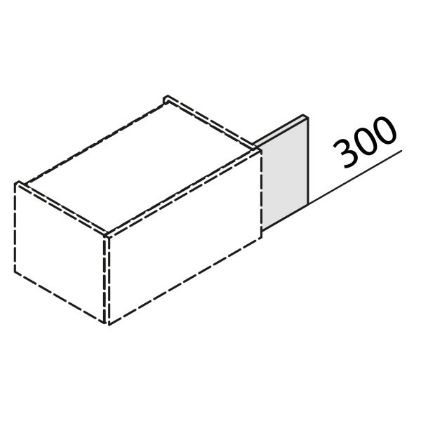 Nolte Küchen Hängeschrank Passleiste HPL1-30