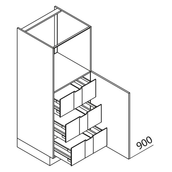 Nolte Küchen Hochschrank Geräteschrank GBI150-3