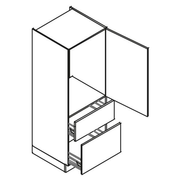 kitchenz k1 Geräteschrank DGI12-088Z2