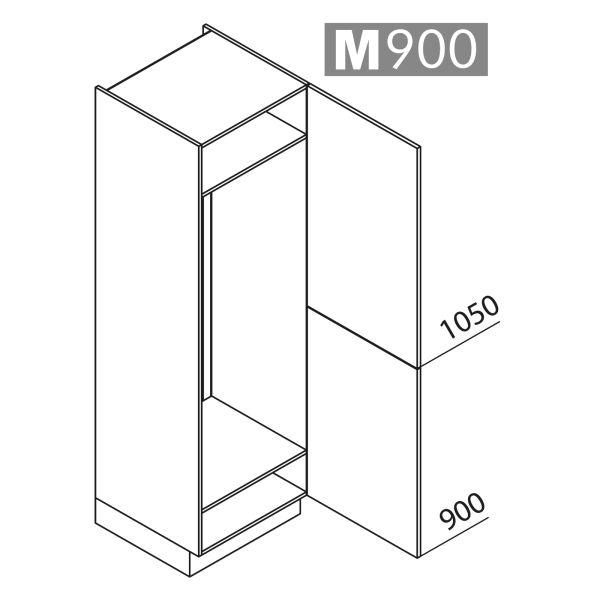 Nolte Küchen Hochschrank Geräteschrank GKG195-159-03