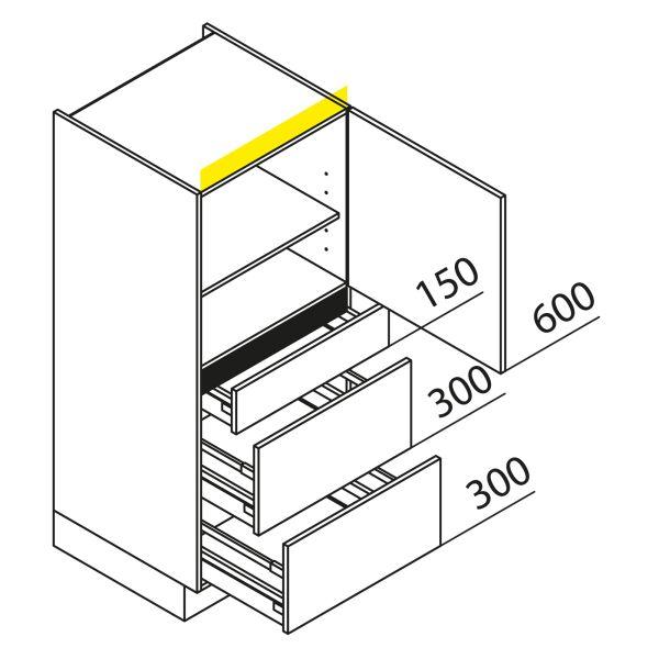 Nolte Küchen Hochschrank VAK45-135